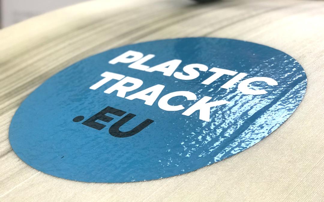 VLOG #2 Nieuwste versie van de Plastic Track uittesten op kantoor